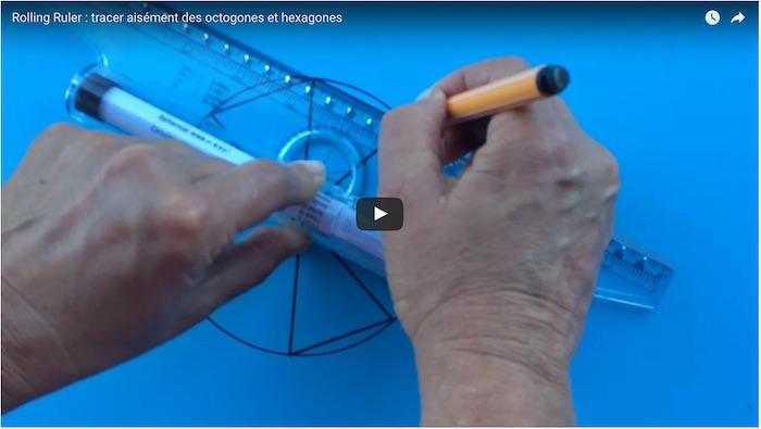 Octogones et Hexagones faciles …